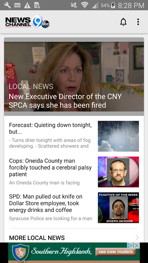 WSYR NewsChannel 9 LocalSYR- screenshot