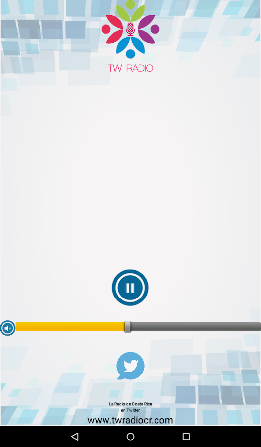 TW Radio Costa Rica- screenshot