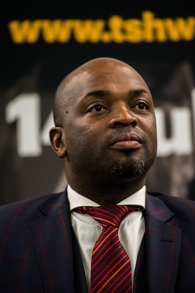 City of Tshwane mayor Solly Msimanga is facing a motion of no confidence.