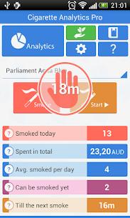 Cigarette Analytics 2.2.2 Latest MOD APK 1