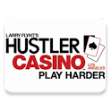 Hustler Casino Player App icon