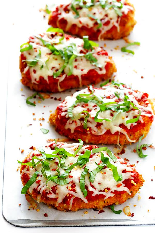 10 Best Chicken Parmesan With Leftover Chicken Recipes