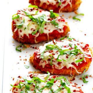 Leftover Chicken Parmesan Recipes.