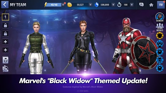 MARVEL Future Fight MOD APK (Unlimited Gems) 1