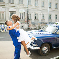 Wedding photographer Nataliya Kutyurina (Kutyurina). Photo of 18.07.2016