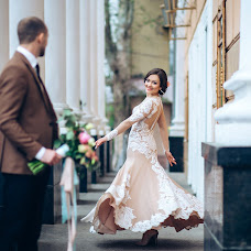 Wedding photographer Yuliya Pandina (Pandina). Photo of 17.05.2017