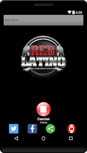 Red Latino- screenshot thumbnail