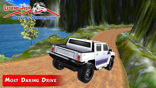 Offroad Truck Adventure driver