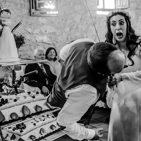 Wedding photographer David Almajano maestro (Almajano). Photo of 30.01.2018