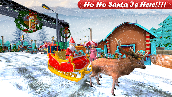 Download Christmas Rush 2019 For PC Windows and Mac apk screenshot 1