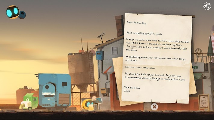 Abi: A Robot's Tale- screenshot