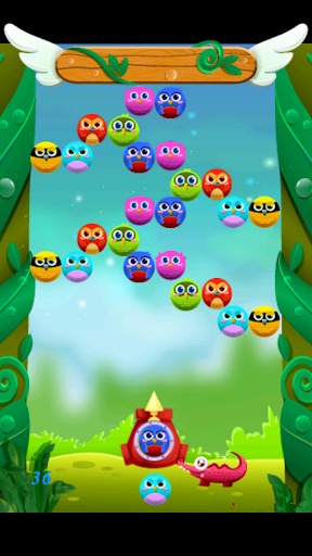 Bubble Shooter Birds