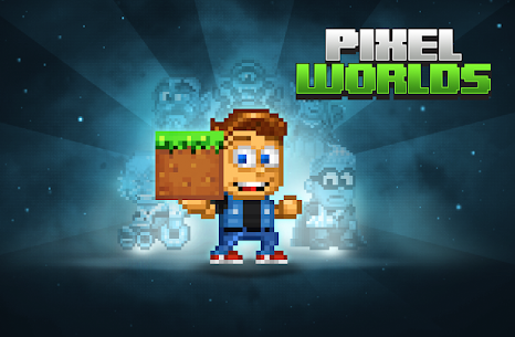 Pixel Worlds: MMO Sandbox Mod Apk Download For Android and Iphone 1