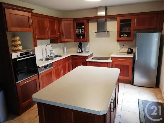 Vente maison 6 pièces 142,96 m2