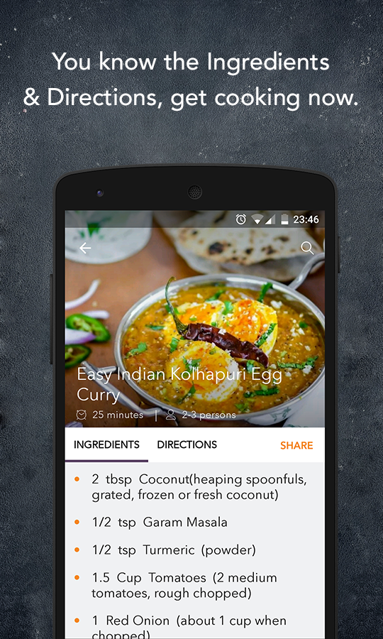 Dakaar recipe app veg nonveg android apps on google play dakaar recipe app veg nonveg screenshot forumfinder Images