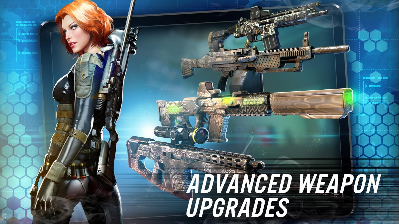 Screenshots of CONTRACT KILLER: SNIPER for iPhone