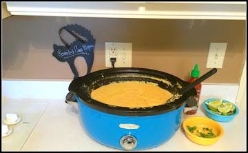 Roasted Corn Bisque Recipe