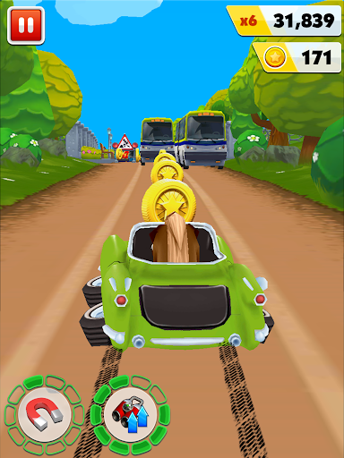 Pony Craft Unicorn Car Racing - Pony Care Girls 1.0.11 screenshots 12