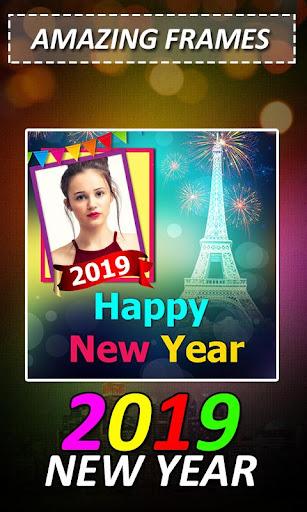 New Year Photo Frame 2019 1.0 screenshots 6