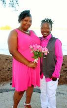 Photo: Lesbian Elopement Lake Hartwell Anderson, SC http://WeddingWoman.net