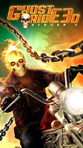 Ghost Ride 3D Season 2 1.6 MOD (Unlimited Money) 1