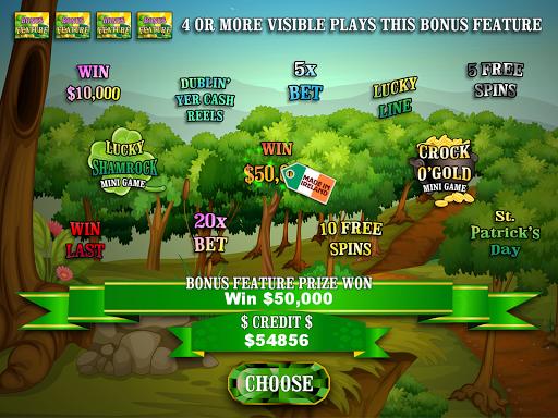 Crock O'Gold Rainbow Slots FREE 29.0 screenshots 8