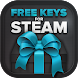 Keys & Gifts for Steam