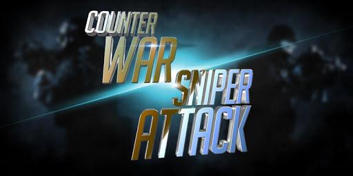Counter War: Sniper Attack 3D  captures d'écran 2