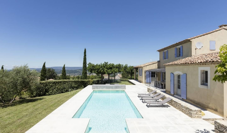 Maison avec piscine Bonnieux