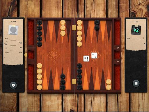 Backgammon GG - Online Board Game android2mod screenshots 7