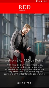 RED by Dufry- screenshot thumbnail