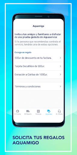 Aquaservice screenshot 8
