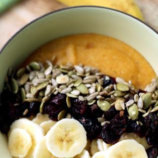 Pumpkin Porridge Recipes