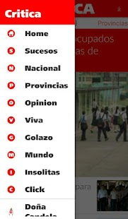 Crítica Panamá- screenshot thumbnail