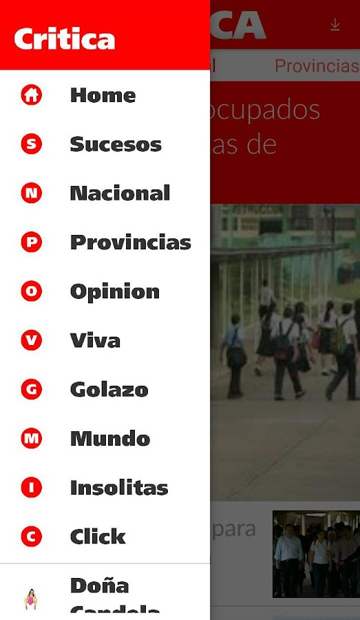 Crítica Panamá- screenshot