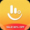 TouchPal Emoji Teclado icon