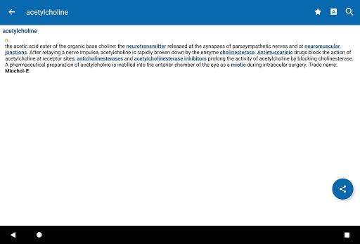 Oxford Medical Dictionary 9.1.283 screenshots 9