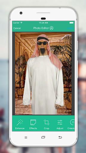 攝影必備免費app推薦|Arab Man Photo Editor線上免付費app下載|3C達人阿輝的APP