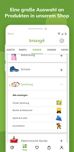 limango - Online-Shop screenshots 2