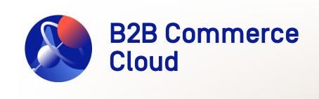 B2B Commerce Cloud logo