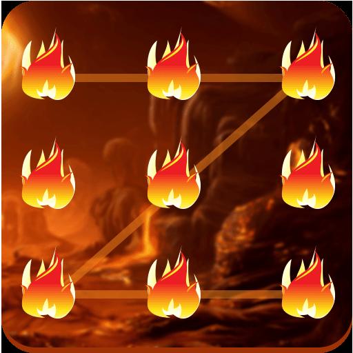 Fire - Applock Theme