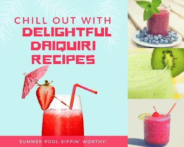 Chill Out With Delightful Daiquiri Recipes