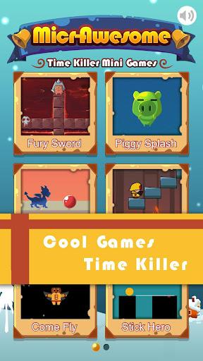 超酷遊戲盒子:拯救不開心免費單機小遊戲合輯,打發時間利器