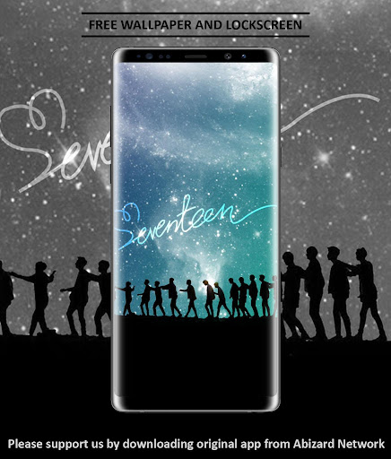 Seventeen Wallpaper KPOP 3.1 screenshots 3