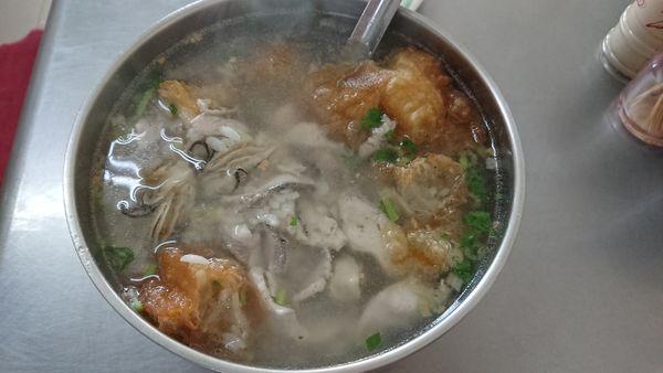 水河虱目魚粥