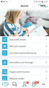 HEK Service-App 3.2.1 Mod + Data Download 1