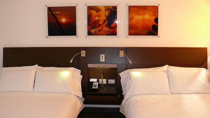 COMODIDADES DE LUJO Luxury Twin Suite