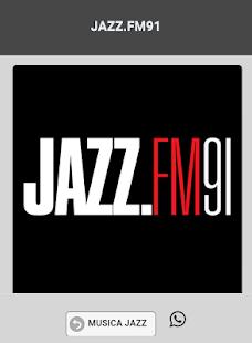 Jazzová hudba - náhled