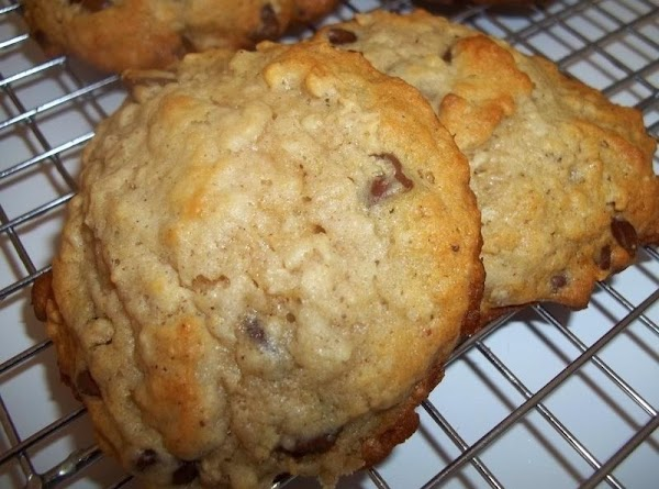 Drop tablespoon size portions onto greased cookie sheet and bake for 10 - 12...