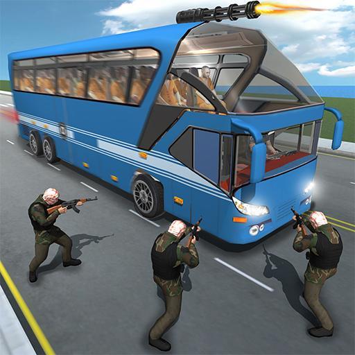Police Bus Driving Simulator- Prison Transport